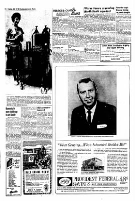 Redlands Daily Facts from Redlands, California on July 2, 1963 · Page 6