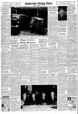 Cumberland Evening Times from Cumberland, Maryland on December 17, 1948 · Page 15