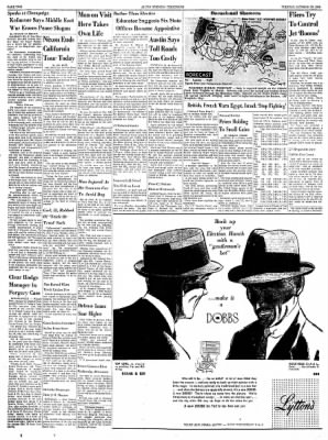 Alton Evening Telegraph from Alton, Illinois on October 30, 1956 · Page 2