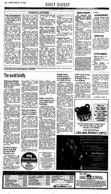 Ukiah Daily Journal from Ukiah, California on March 19, 2004 · Page 2