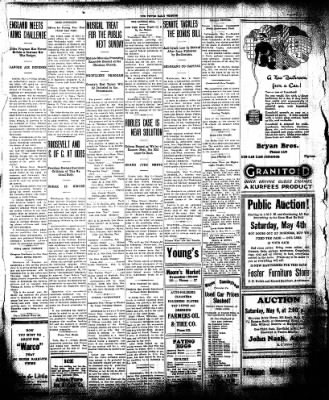 The Tipton Daily Tribune from Tipton, Indiana on May 2, 1935 · Page 6