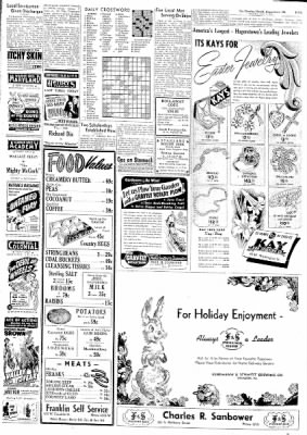 The Morning Herald from Hagerstown, Maryland on April 3, 1947 · Page 3