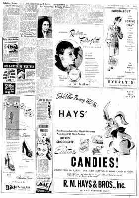 The Morning Herald from Hagerstown, Maryland on April 3, 1947 · Page 4