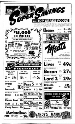 Estherville Daily News from Estherville, Iowa on May 21, 1952 · Page 9