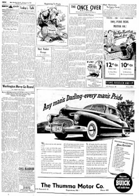 The Morning Herald from Hagerstown, Maryland on April 3, 1947 · Page 5