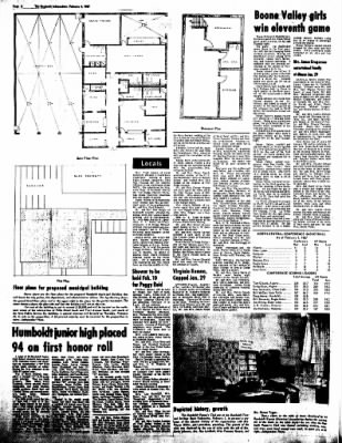 The Humboldt Independent from Humboldt, Iowa on February 4, 1967 · Page 8