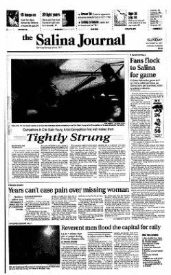The Salina Journal from Salina, Kansas on October 5, 1997 · Page 1
