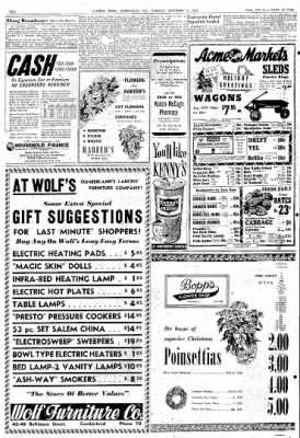 Cumberland Evening Times from Cumberland, Maryland on December 21, 1948 · Page 10