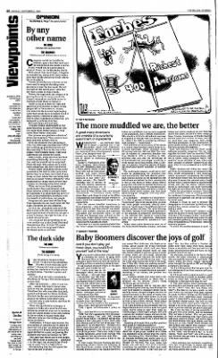 The Salina Journal from Salina, Kansas on October 5, 1997 · Page 4