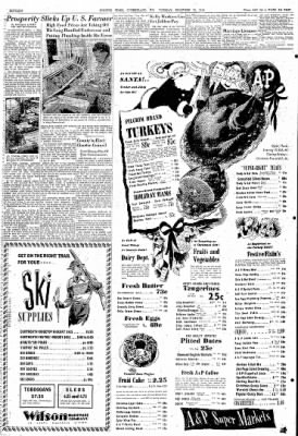 Cumberland Evening Times from Cumberland, Maryland on December 21, 1948 · Page 16