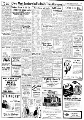 The Morning Herald from Hagerstown, Maryland on April 12, 1947 · Page 4