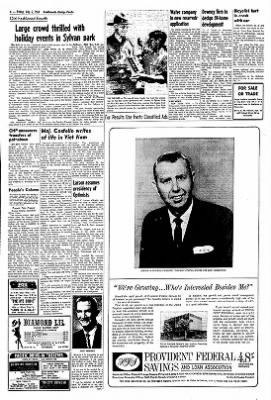 Redlands Daily Facts from Redlands, California on July 5, 1963 · Page 4