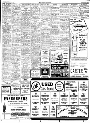 Alton Evening Telegraph from Alton, Illinois on October 31, 1956 · Page 25