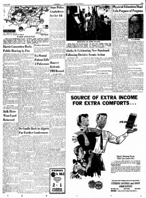 Alton Evening Telegraph from Alton, Illinois on July 1, 1958 · Page 2