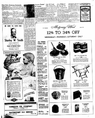 Estherville Daily News from Estherville, Iowa on May 27, 1952 · Page 5