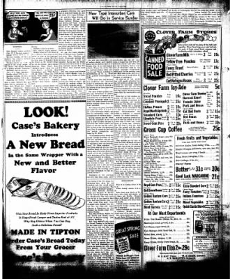 The Tipton Daily Tribune from Tipton, Indiana on May 10, 1935 · Page 6