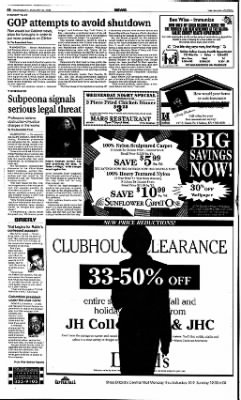 The Salina Journal from Salina, Kansas on January 24, 1996 · Page 6