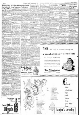 Cumberland Evening Times from Cumberland, Maryland on December 22, 1948 · Page 8