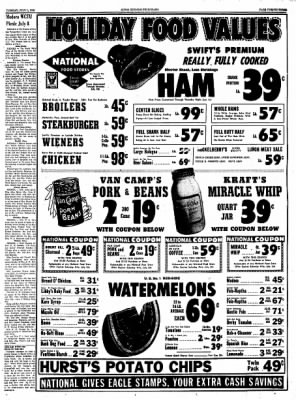 Alton Evening Telegraph from Alton, Illinois on July 1, 1958 · Page 23