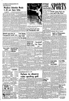 Redlands Daily Facts from Redlands, California on July 6, 1963 · Page 6