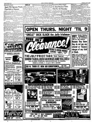 Alton Evening Telegraph from Alton, Illinois on July 1, 1958 · Page 31