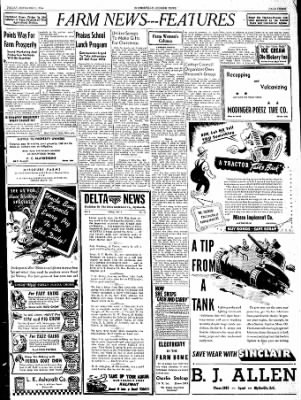 The Courier News from Blytheville, Arkansas on December 1, 1944 · Page 3