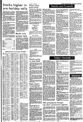 The Salina Journal from Salina, Kansas on November 24, 1981 · Page 7