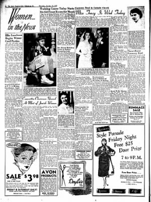 Galesburg Register-Mail from Galesburg, Illinois on October 15, 1953 · Page 10
