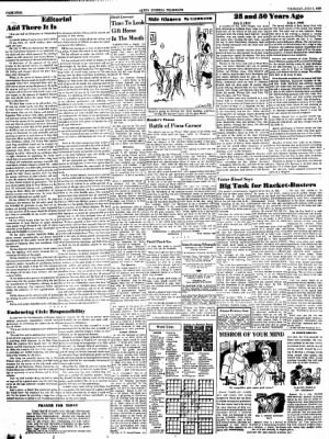 Alton Evening Telegraph from Alton, Illinois on July 3, 1958 · Page 4