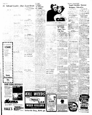 Estherville Daily News from Estherville, Iowa on June 6, 1952 · Page 2