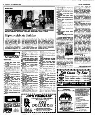The Salina Journal from Salina, Kansas on October 6, 1997 · Page 20