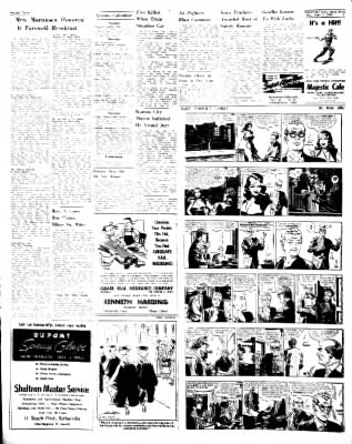 Estherville Daily News from Estherville, Iowa on June 7, 1952 · Page 2