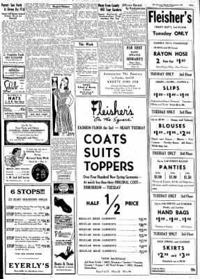 The Morning Herald from Hagerstown, Maryland on April 28, 1947 · Page 3