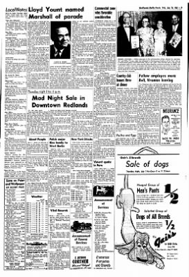 Redlands Daily Facts from Redlands, California on July 10, 1963 · Page 7