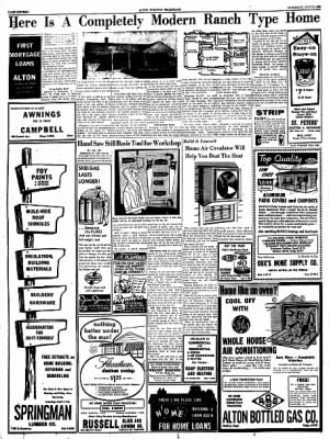 Alton Evening Telegraph from Alton, Illinois on July 5, 1958 · Page 16