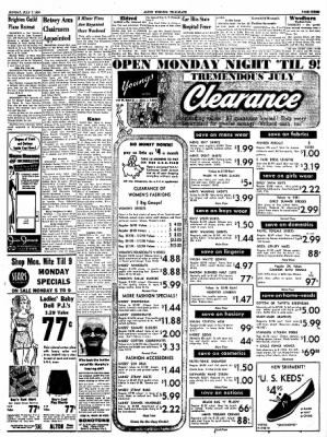 Alton Evening Telegraph from Alton, Illinois on July 7, 1958 · Page 3