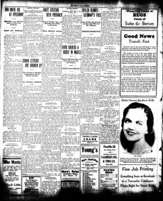 The Tipton Daily Tribune from Tipton, Indiana on May 22, 1935 · Page 6