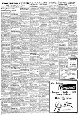 Cumberland Evening Times from Cumberland, Maryland on December 28, 1948 · Page 13