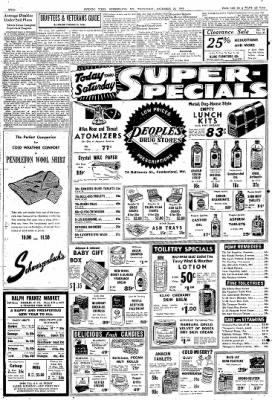 Cumberland Evening Times from Cumberland, Maryland on December 29, 1948 · Page 2