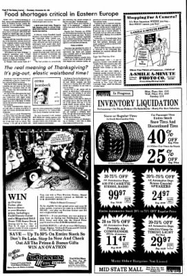 The Salina Journal from Salina, Kansas on November 26, 1981 · Page 9