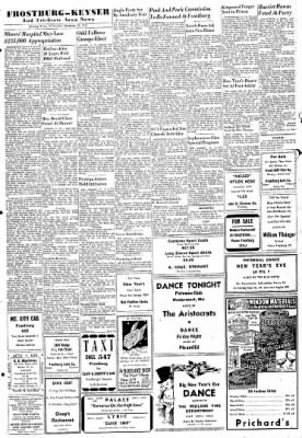 Cumberland Evening Times from Cumberland, Maryland on December 29, 1948 · Page 17
