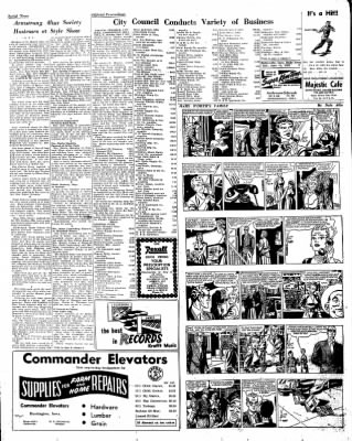 Estherville Daily News from Estherville, Iowa on June 14, 1952 · Page 2