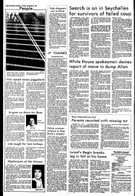 The Salina Journal from Salina, Kansas on November 27, 1981 · Page 2