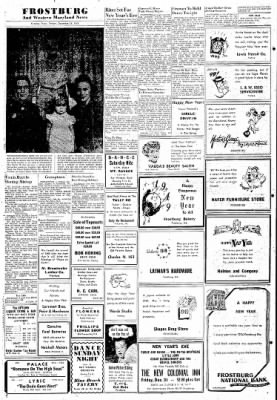 Cumberland Evening Times from Cumberland, Maryland on December 31, 1948 · Page 8