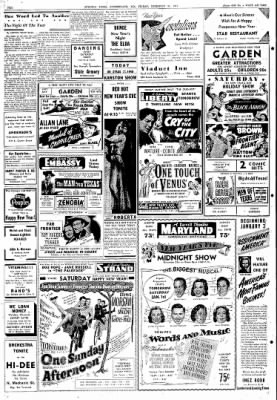 Cumberland Evening Times from Cumberland, Maryland on December 31, 1948 · Page 10