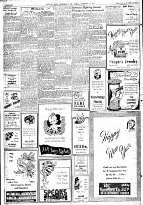 Cumberland Evening Times from Cumberland, Maryland on December 31, 1948 · Page 14