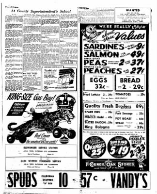 Estherville Daily News from Estherville, Iowa on June 18, 1952 · Page 4