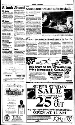 The Salina Journal from Salina, Kansas on January 28, 1996 · Page 2