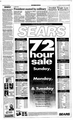 The Salina Journal from Salina, Kansas on January 28, 1996 · Page 7