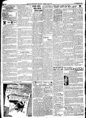 Ames Daily Tribune from Ames, Iowa on July 28, 1934 · Page 2